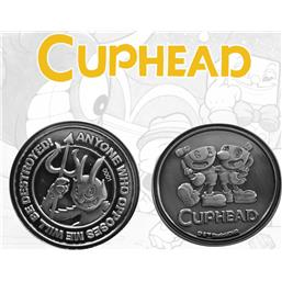 The Devil, Cuphead & Mugman Collectable Coin Limited Edition