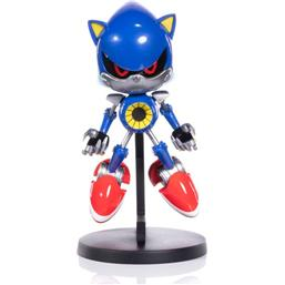 Sonic The Hedgehog: Metal Sonic BOOM8 Series PVC Figure 11 cm