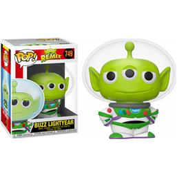 Toy Story: Alien Remix Buzz Lightyear POP! Disney Vinyl Figur (#749)