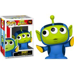 Find Dory: Alien Remix Dory POP! Disney Vinyl Figur (#750)