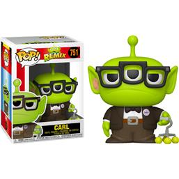 Up: Alien Remix Carl Fredricksen POP! Disney Vinyl Figur (#751)