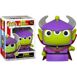 Toy Story: Alien Remix Emperor Zurg POP! Disney Vinyl Figur (#753)