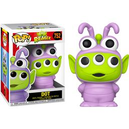 Disney: Alien Remix Dot POP! Disney Vinyl Figur (#752)