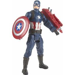 Captain America End Game Titan Hero Series Action Figure 30 cm