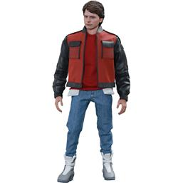 Marty McFly Movie Masterpiece Action Figur 1/6