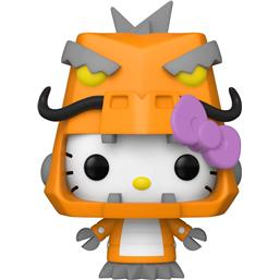 Hello Kitty: Mecha Kaiju POP! Sanrio Vinyl Figur (#44)