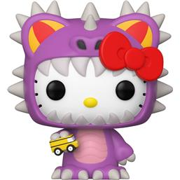 Hello Kitty: Land Kaiju POP! Sanrio Vinyl Figur (#40)