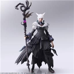 Y'shtola Bring Arts Action Figure 14 cm
