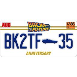 Back To The Future: 35th Anniversary Limited Edition Pin