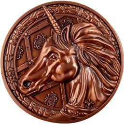 Resident Evil: Unicorn Medallion Replica 1/1