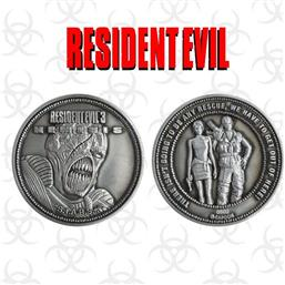 Resident Evil: Nemesis Limited Edition Collectable Coin