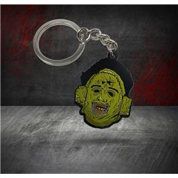 Leatherface Limited Edition Metal Nøglering 4 cm