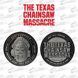 Texas Chainsaw Massacre: Leatherface Coin Limited Edition