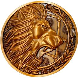 Lion Medallion Replica 1/1