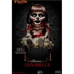 Conjuring : Annabelle Premium Edition Defo-Real Series Statue 15 cm
