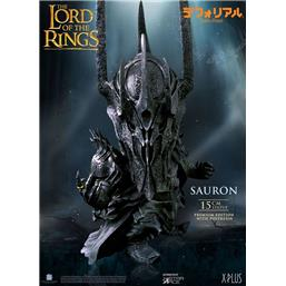 Lord Of The Rings: Sauron Premium Edition Defo-Real Series Statue 15 cm