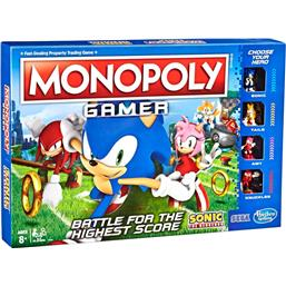 Sonic Monopoly *English Version*