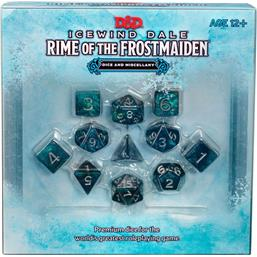 Dice Set Icewind Dale: Rime of the Frostmaiden