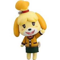 Animal Crossing: Shizue Isabelle Winter Version Nendoroid Action Figure 10 cm