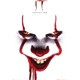 Pennywise Bloody Face Plakat