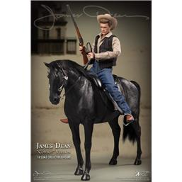 James Dean Cowboy Deluxe Version Action Figure 1/6 30 cm