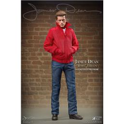 James Dean Rebel Version Action Figure 1/6 30 cm