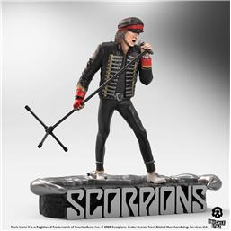 Klaus Meine Limited Edition Rock Iconz Statue 22 cm