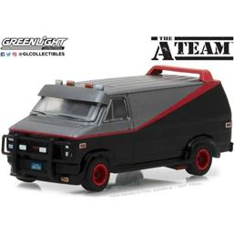 A-Team: GMC Vandura 1983 Diecast Model 1/64