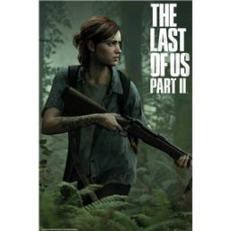 Last of Us: Ellie Plakat (Part 2)