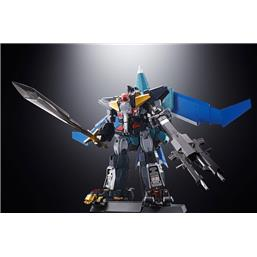 Diverse: Dancouga Soul of Chogokin: GX-94 Black Wing Diecast Action Figure 19 cm