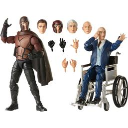 Magneto & Professor X Action Figure 2-Pack 15 cm