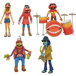 Band Members Action Figure Box Set SDCC 2020 Exclusive