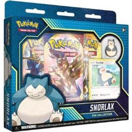 Pokémon: Snorlax Pin Collection