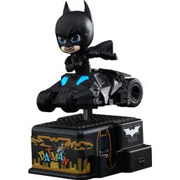 Batman The Dark Knight CosRider Mini Figure with Sound & Light Up 13 cm