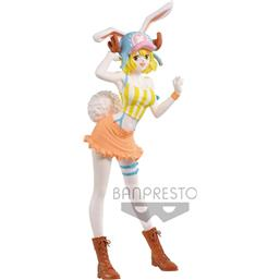 Carrot Pastel Color Version B Statue 23 cm