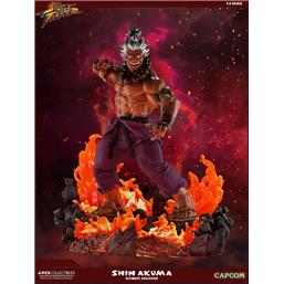 Shin Akuma Ultimate Exclusive Statue 1/4 58 cm