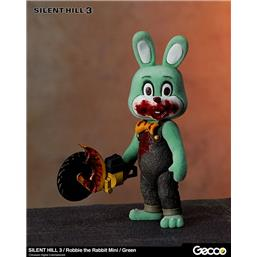 Silent Hill: Robbie the Rabbit Green Version Action Figure 10 cm
