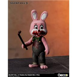 Silent Hill: Robbie the Rabbit Pink Version Action Figure 10 cm