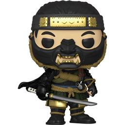 Ghost of Tsushima: Jin Sakai POP! Games Vinyl Figur (#621)