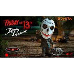 Friday The 13th: Jason Voorhees Halloween Version Defo-Real Series Soft Vinyl Figure 15 cm