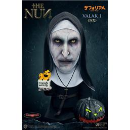 Valak Halloween Version (Closed Mouth) Defo-Real Series Soft Vinyl Figure 15 cm