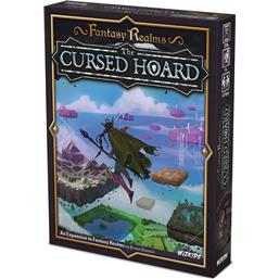 Diverse: Fantasy Realms: The Cursed Hoard Kort spil english