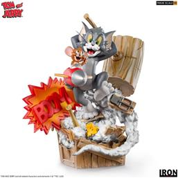 Tom & Jerry: Tom & Jerry Prime Scale Statue 1/3 21 cm