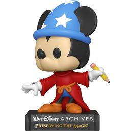 Sorcerer Mickey POP! Disney Archives Vinyl Figur (#799)