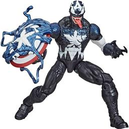 Marvel: Venomized Captain America Legends Series Action Figure 15 cm