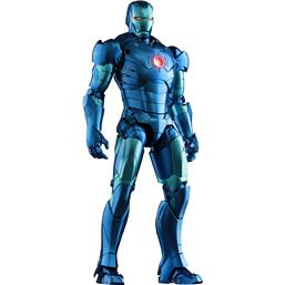 Iron Man Mark III Stealth Movie Masterpiece Action Figur 1/6 Skala