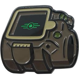 Fallout: Vault-Tec Pin Glow In The Dark Logo Limited Edition