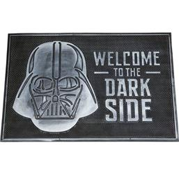 Welcome to the Dark Side Dørmåtte 40 x 60 cm