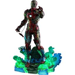 Mysterio's Iron Man Illusion Action Figure 1/6 32 cm