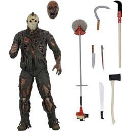 Friday The 13th: Ultimate Jason Part 7 Action Figure 18 cm